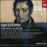 Carl Czerny: Piano Music, Vol. 1