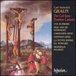 Carl Heinrich Graun: Der Tod Jesu