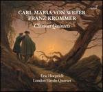 Carl Maria von Weber, Franz Krommer: Clarinet Quintets