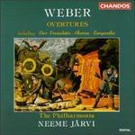 Carl Maria von Weber: Overtures