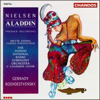 Carl Nielsen: Aladdin - Guido Paevatalu (baritone); Mette Ejsing (alto); Danish Radio Chamber Choir (choir, chorus); Danish Radio Symphony Orchestra