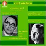Carl Nielsen: Symphonies Nos. 2 & 4