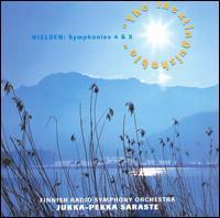 "Carl Nielsen: Symphonies Nos. 4 ""The Inextinguishable"" & 5 - Finnish Radio Symphony Orchestra; Jukka-Pekka Saraste (conductor)"