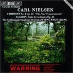 "Carl Nielsen: Symphony No. 2 ""The Four Temperaments""; Aladdin Suite"