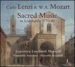 Carlo Lenzi, W.A. Mozart: Sacred music in Lombardy 1770-80