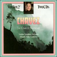 Carlos Chávez: The Complete Symphonies - London Symphony Orchestra