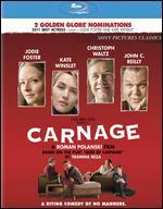 Carnage [Blu-ray] - Roman Polanski