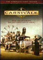 Carniv�le: Season 01 -