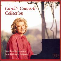 Carol's Concerto Collection - Carol Rosenberger (piano); Gerard Schwarz (conductor)