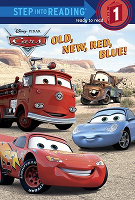 Cars Old, New, Red, Blue! - Lagonegro, Melissa