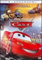 Cars [WS] - Joe Ranft; John Lasseter