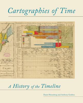 Cartographies of Time: A History of the Timeline - Rosenberg, Daniel, Dr., and Grafton, Anthony