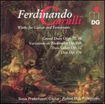 Carulli: Works for Guitar and Fortepiano