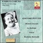 Caruso: Puccini Recordings, 1902-16