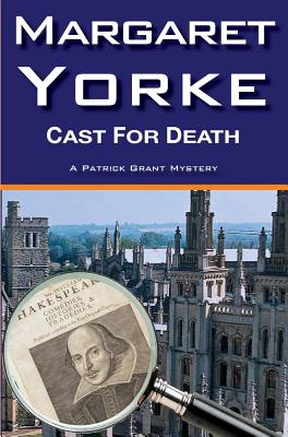 Cast For Death - Yorke, Margaret