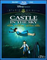 Castle in the Sky [2 Discs] [Blu-ray/DVD]