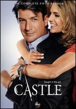 Castle: The Complete Fifth Season [5 Discs]