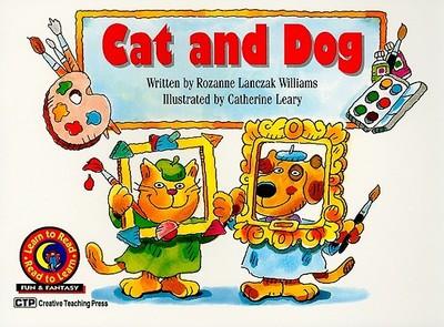 Cat and Dog - Williams, Rozanne Lanczak
