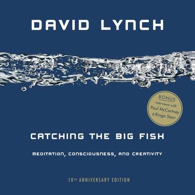 Catching the Big Fish: Meditation, Consciousness, and Creativity - Lynch, David