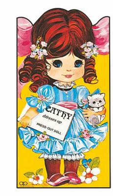 Cathy Dresses Up: Press Out Doll Book - Award