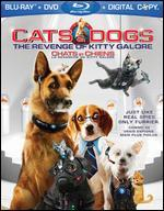 Cats & Dogs: The Revenge of Kitty Galore [2 Discs] [Includes Digital Copy] [Blu-ray/DVD]
