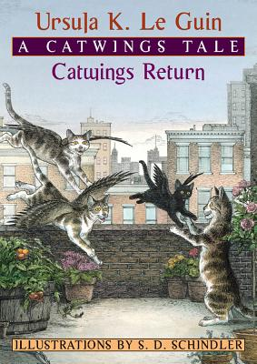Catwings Return - Le Guin, Ursula K