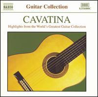 Cavatina - Adam Holzman (guitar); Antigoni Goni (guitar); Jason Vieaux (guitar); Jeffrey McFadden (guitar); John Holmquist (guitar);...