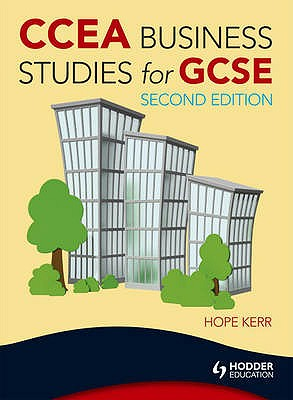 Ccea Business Studies For Gcse Book By Hope Kerr 1