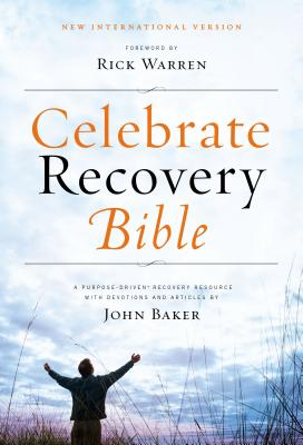 Celebrate Recovery Bible-NIV - Baker, John, Sir