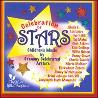 Celebration of Stars: Children's Music by Grammy Celebrated - Various Artists