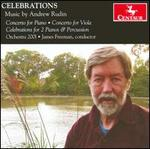 Celebrations: Music by Andrew Rudin
