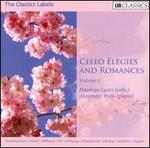 Cello Elegies and Romances, Vol. 2