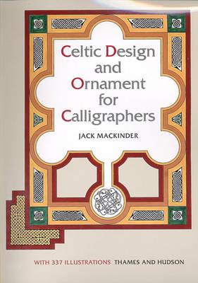 Celtic Design and Ornament for Calligraphers - Mackinder, Jack