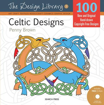 Celtic Designs - Brown, Penny