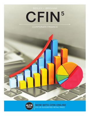 Cfin (with Online, 1 Term (6 Months) Printed Access Card) - Besley, Scott, and Brigham, Eugene
