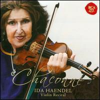 Chaconne - Ida Haendel (violin)