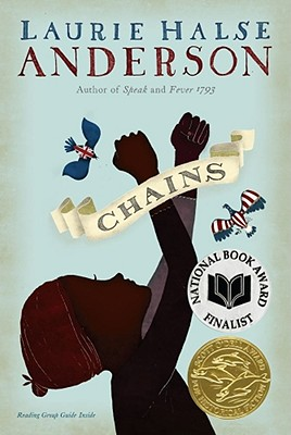 Chains - Anderson, Laurie Halse