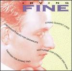 Chamber Music of Irving Fine