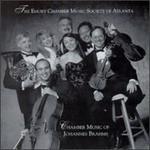 Chamber Music of Johannes Brahms