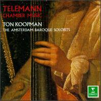 Chamber Music - Amsterdam Baroque Soloists; Andrew Manze (violin); Jaap ter Linden (treble viol); Jaap ter Linden (cello); Jaap ter Linden (viola da gamba); Marc Vallon (bassoon); Marcel Ponseele (oboe); Marion Verbruggen (recorder); Ton Koopman (cembalo)