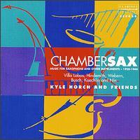 Chambersax - Alison Wells (soprano); Fenella Barton (violin); Hugh Webb (harp); James Boyd (viola); John Howard Payne (clarinet);...