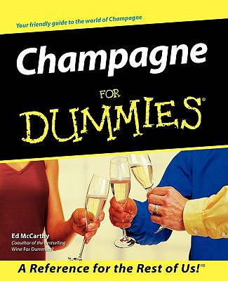 Champagne for Dummies - McCarthy, Ed