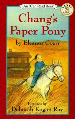 Chang's Paper Pony - Coerr, Eleanor