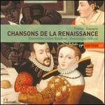 Chansons de la Renaissance - Anne Quentin (soprano); Anne-Marie Lablaude (soprano); Dominique Vellard (tenor); Ensemble Gilles Binchois;...