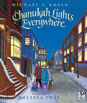 Chanukah Lights Everywhere - Rosen, Michael J