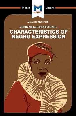 Characteristics of Negro Expression - Aguirre, Mercedes, and Lempert, Benjamin