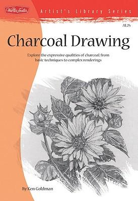 Charcoal Drawing - Goldman, Ken