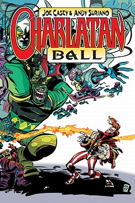 Charlatan Ball - Casey, Joe