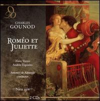 Charles Gounod: Roméo et Juliette - Alain Vanzo (vocals); Alfred Novello (vocals); André Abello (vocals); Andrée Esposito (vocals); Claudine Ferment (vocals);...