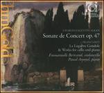 Charles-Valentin Alkan: Sonate de Concert; Liszt; La Lugubre Gondole; Works for Cello & Piano